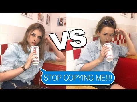 I Copied my Best Friends Instagram & She had NO IDEA... (got mad)