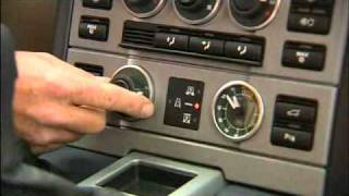 Range Rover driving experience DVD Part 2