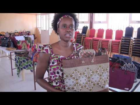 Indústrias Criativas na Guiné-Bissau, o atelier de Nérida