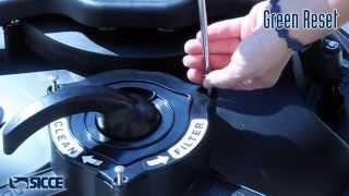 English Video / GREEN RESET: Flow Diverter Maintenance