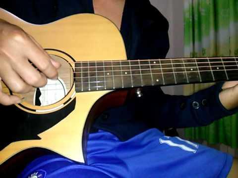 hòn đá cô đơn-guitar cover phiên bản rên rỉ..