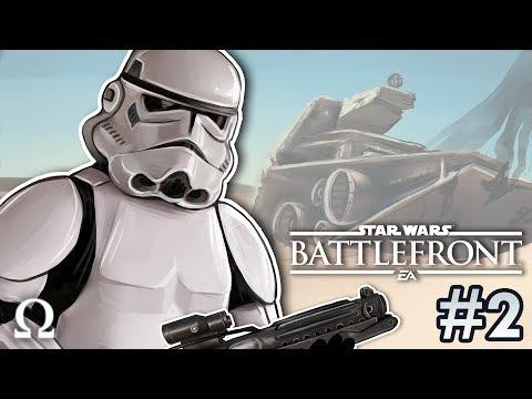 STAR DESTROYER WRECK ASSAULT! | Star Wars Battlefront 2 #2 Multiplayer Ft. Cartoonz