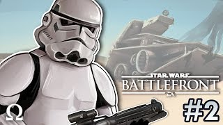 STAR DESTROYER WRECK ASSAULT! | Star Wars Battlefront 2 #2 Multiplayer Ft. Cartoonz