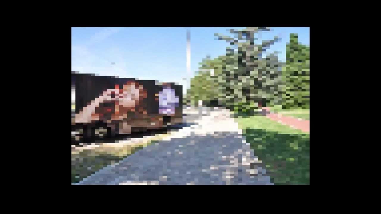 Autobus Publicitario Petaca Halloween Fever, Ipm3000 ideas y proyectos moviles
