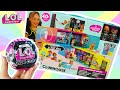 LOL Surprise CLUBHOUSE & MGA Cares Front Line Hero Doll Unboxing!