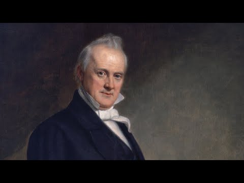 The James Buchanan Song