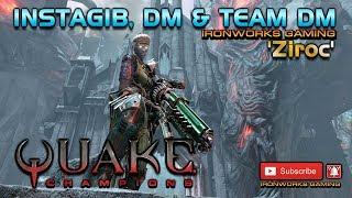 Quake Champions & PUBG & Ring of Elysium