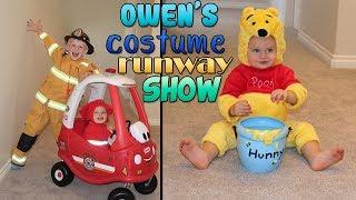 Kids Costume Runway Show - Baby Edition
