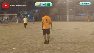 09/02 🇧🇷 Amigos Society Futebol