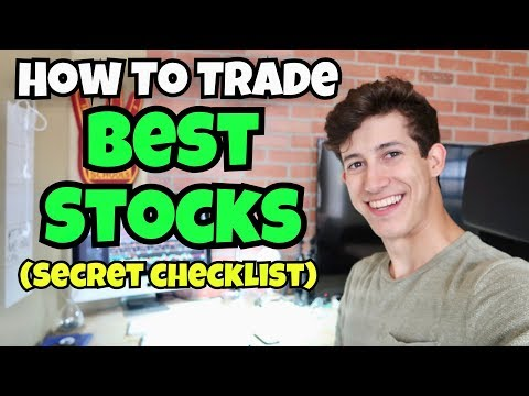 How To Trade The Best Stocks In 2018   Stock Criteria