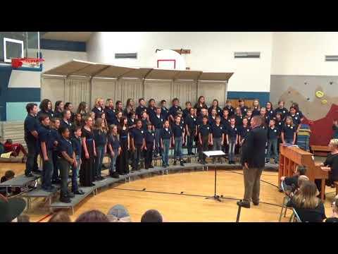 CS Porter 6th Grade Choir - Bubble Trouble