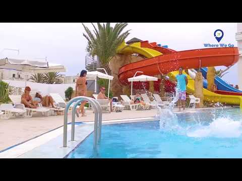 💒 Hôtel Palmyra Holiday Resort & Spa ⭐⭐⭐⭐ Monastir