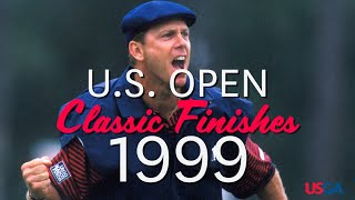 U.S. Open Classic Finishes: 1999