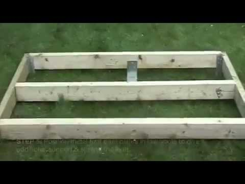 Building A Shed How To Build A Shed Base Shed Plans
