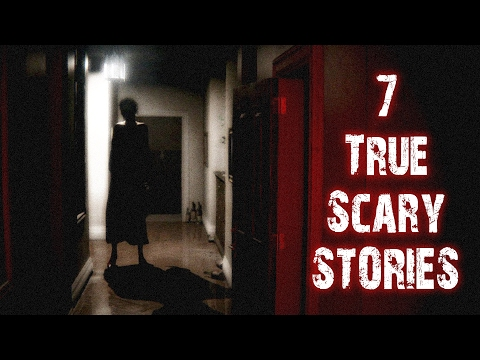 7 Of The Most Horrifying TRUE Scary Stories Found On The Int