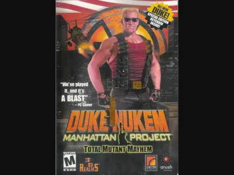 Duke Nukem Manhattan Project (PC) Soundtrack (OST) Track 07 - Boss 1: Porkchopper (Let's Rock)