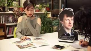 GINZA2016年10月号 宮本彩菜がミシェル・ゴンドリーにインタビュー 宮本彩菜 検索動画 9
