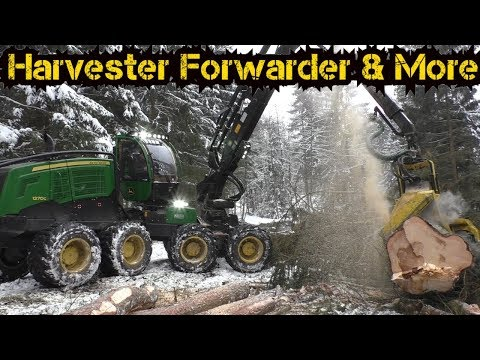 John Deere 1270G | BIG Trees