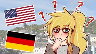 Why English und nicht Deutsch?