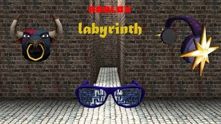 Roblox - Labyrinthe (Prix)