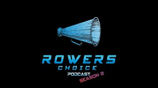 "Rowers Choice Zoomcast  - S2e3 - Susan Smith @ USRowing - ""And they threw in a Pandemic"""