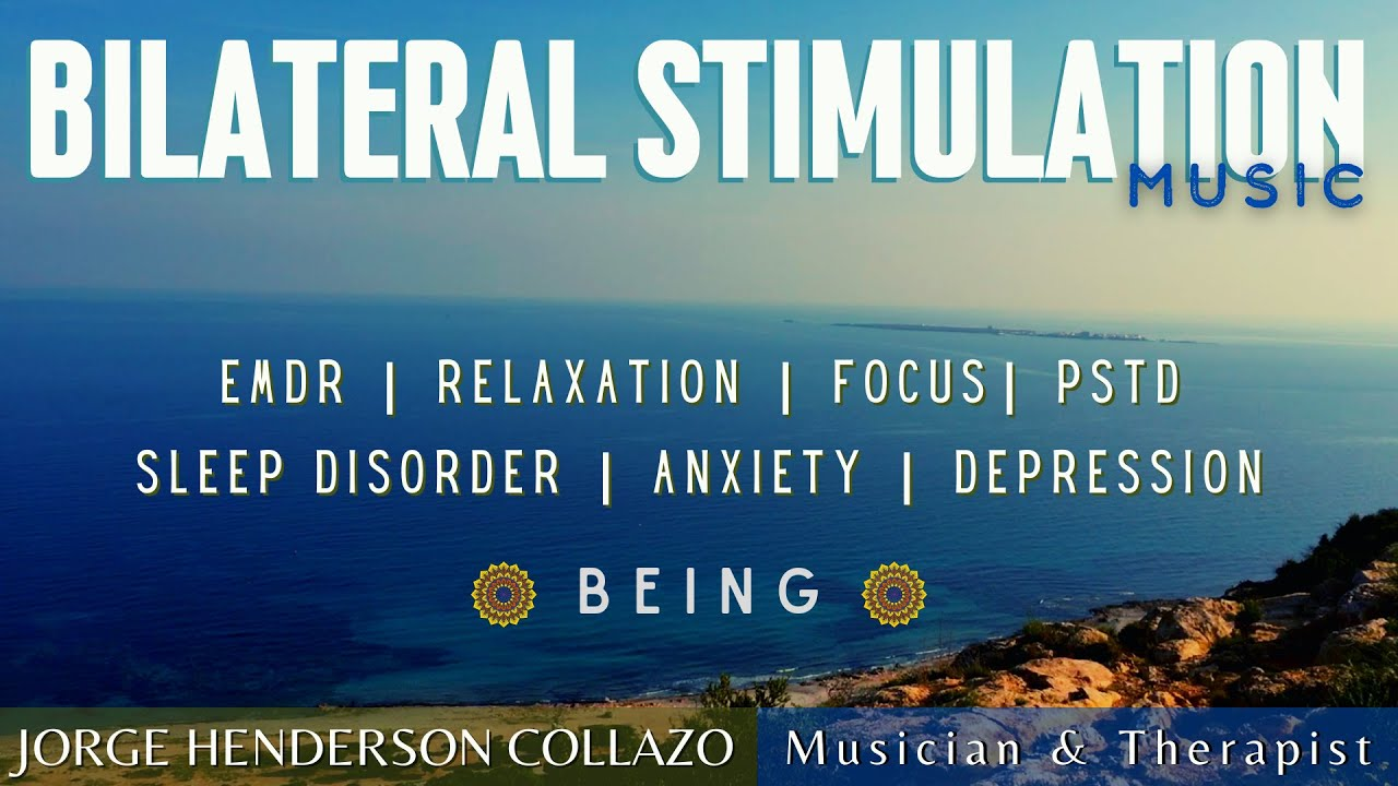 Audio Bilateral Stimulation for Sleep, Anxiety, & Soothing