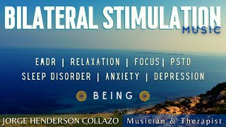 Bilateral stimulation (Listen with headphones) - Estimulación bilateral (Usar Auriculares) - Begin.