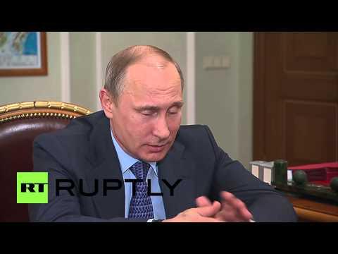 Russia: Putin asks