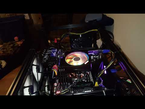 Monero RandomX Rig With 4x Ryzen 3900x CPUs (Work In Progress)