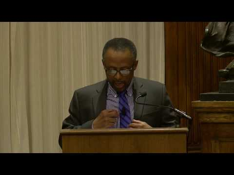 Earl Lewis: Nathan I. Huggins Lectures (2 of 3) (5/1/18)