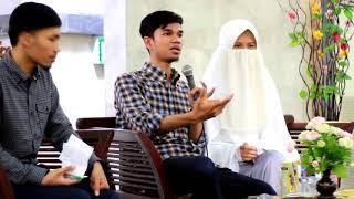 TALKSHOW: KISAH CINTA KITA (Muzammil Hasballah & Sonia Ristanti)