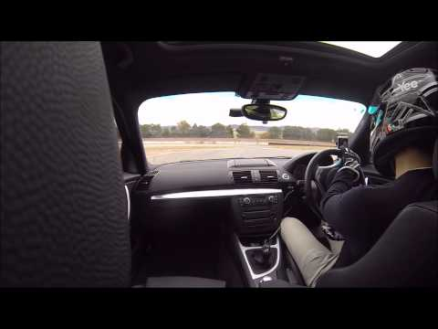BMW 130i- Wakefield Park 23 August 2014