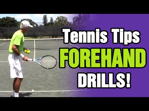Tennis Forehand Technique Tips Coach Tom Avery