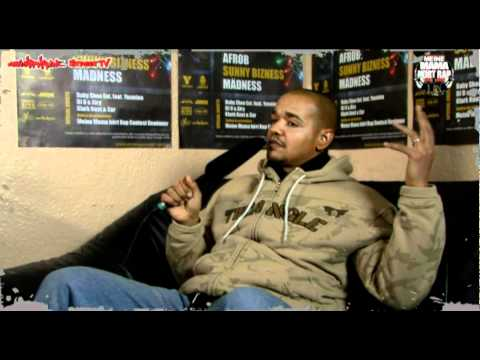 Tone: Brutalität auf Frankfurter Jams  Meine Mama Hört Rap Interview Pt 1 Hiphopde Street TV