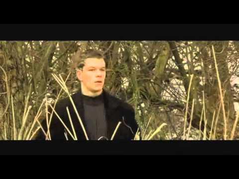 Jason Bourne Killed Sniper (The Bourne Identity) CZ dabing