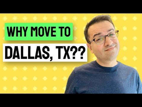 Why Are So Many People Moving To Dallas Texas?
