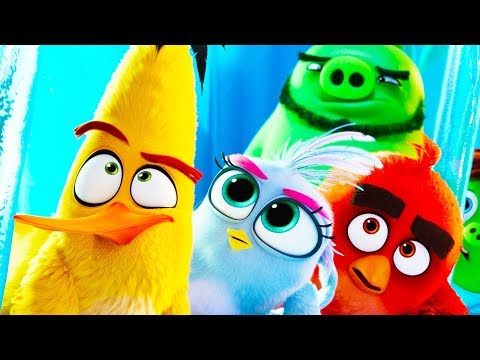 Angry Birds Movie 2 Promo Clips & Trailers