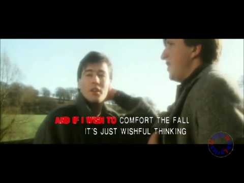 China Crisis - Wishful Thinking (with lyrics)