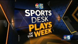 NBC5 Top Plays of the Week Nominees (11/19)