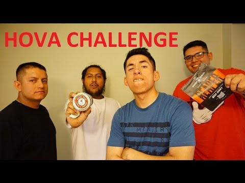HOVA CHALLENGE!