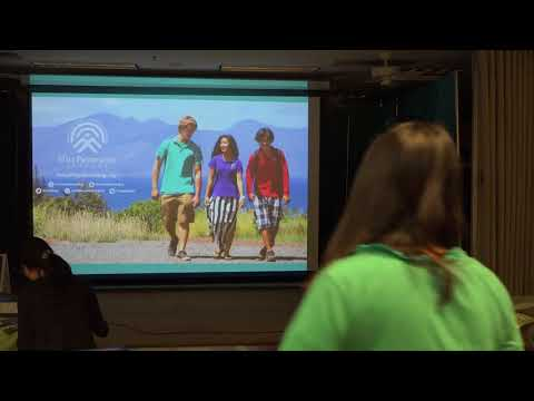Study Hawaii China Visitors: Boarding School Presentation & Student Band!