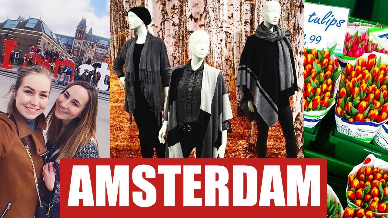 VLOG | Okouzlující Amsterdam!