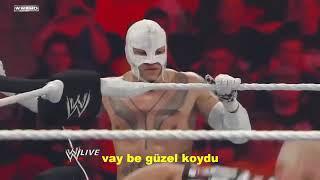 WWE Komik Montaj - Randy Orton ve Rey VS CM Punk ve Cody Rhodes #2 (küfürlü)
