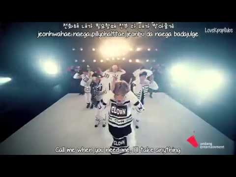 C-Clown - Justice(암행어사) MV [English subs + Romanization + Hangul) HD