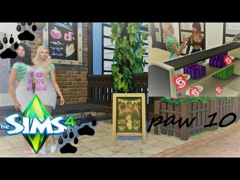 GET TO WORK!|JUST BUSINESS:An urban Cinderella series-THE SIMS 4 CATS & DOGS #10