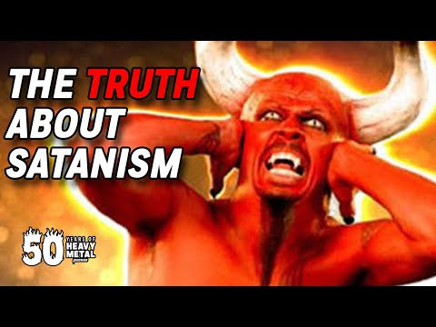 The Truth About Satanism in Metal