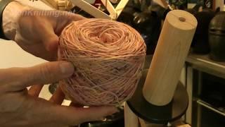 Nancy Knit Knacks Yarn Winder review by Dr George Forgan-Smith   MenKnitting.net