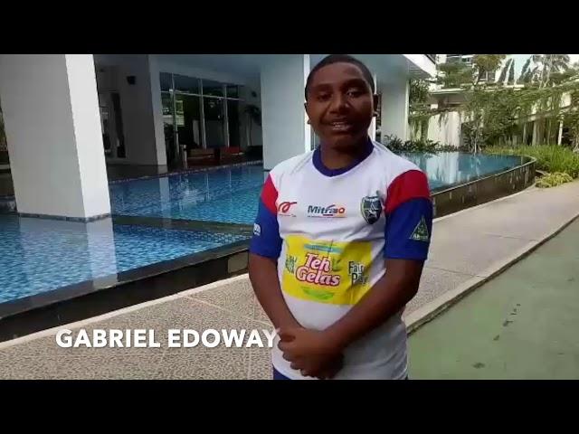Jersey Uni Papua 2019-2020