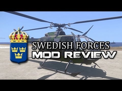 ArmA 3 ► Swedish Armed Forces, Mod Review
