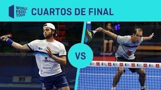 Resumen Cuartos de Final Garrido/Di Nenno Vs Restivo/Ramos Estrella Damm Alicante Open